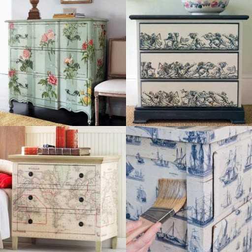 Реставрация мебели своими руками: пошаговые мастер-классы по реставрации в домашних условиях (120 фото идей)