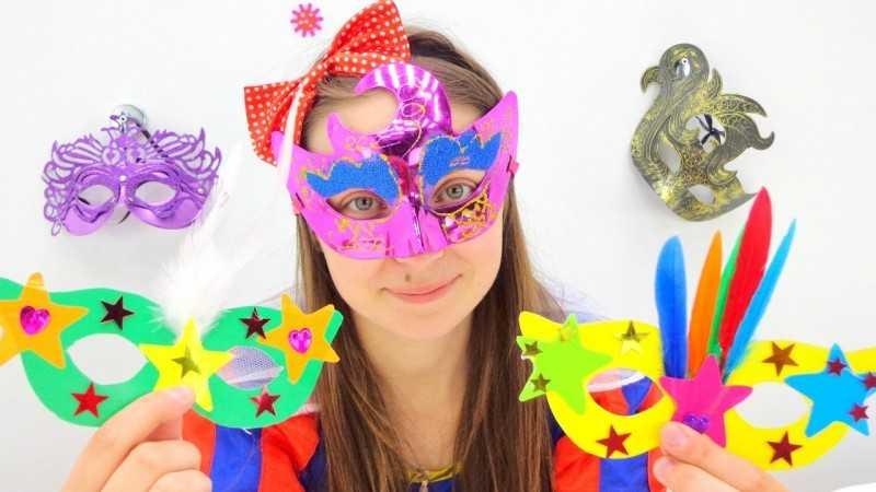 Как сделать маску для детей своими руками поэтапно: легкий мастер-класс с фото и описанием