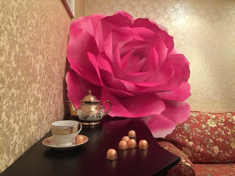 kak sdelat rozu iz bumagi 117