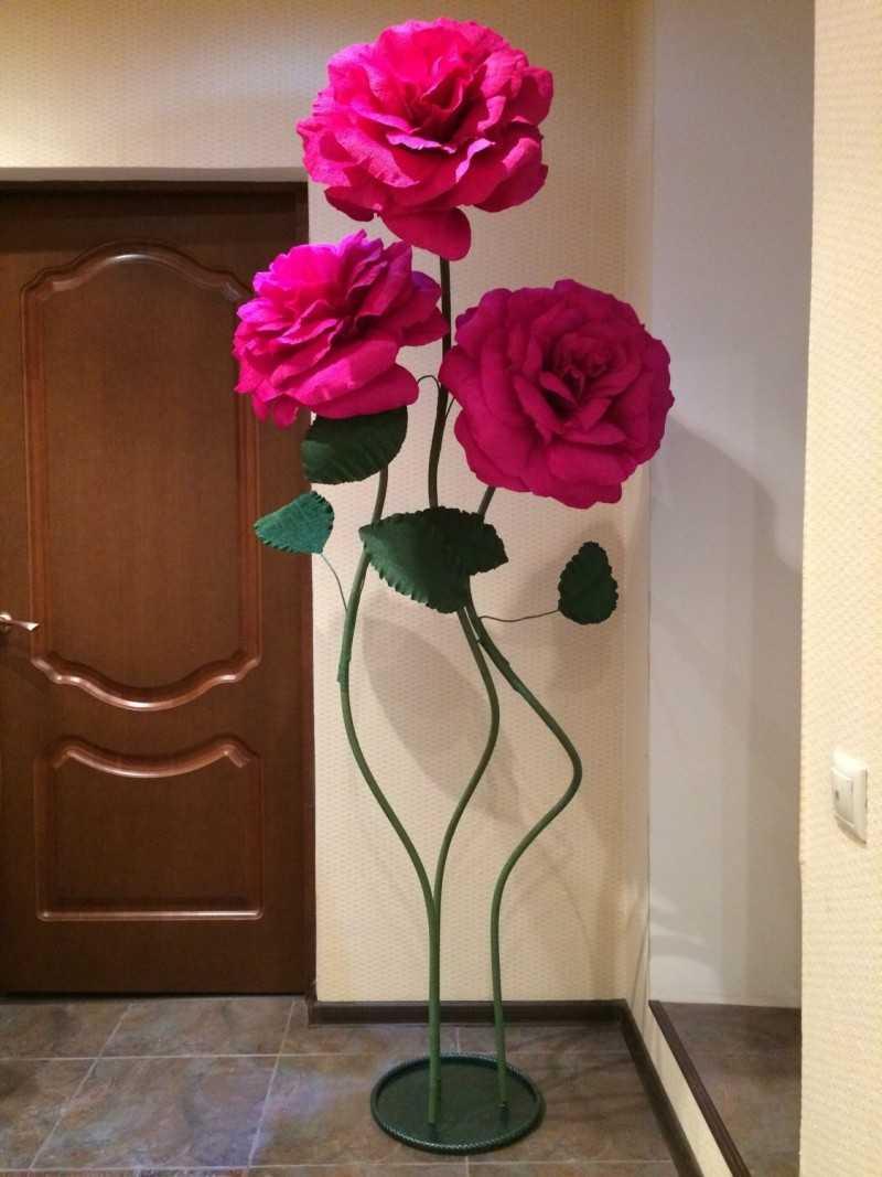 kak sdelat rozu iz bumagi 118