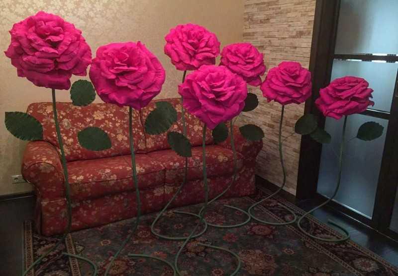 kak sdelat rozu iz bumagi 190
