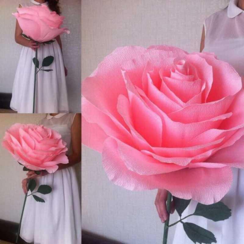 kak sdelat rozu iz bumagi 192
