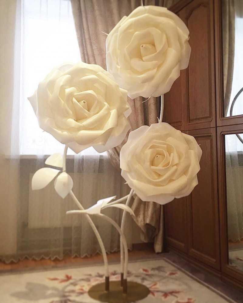 kak sdelat rozu iz bumagi 195
