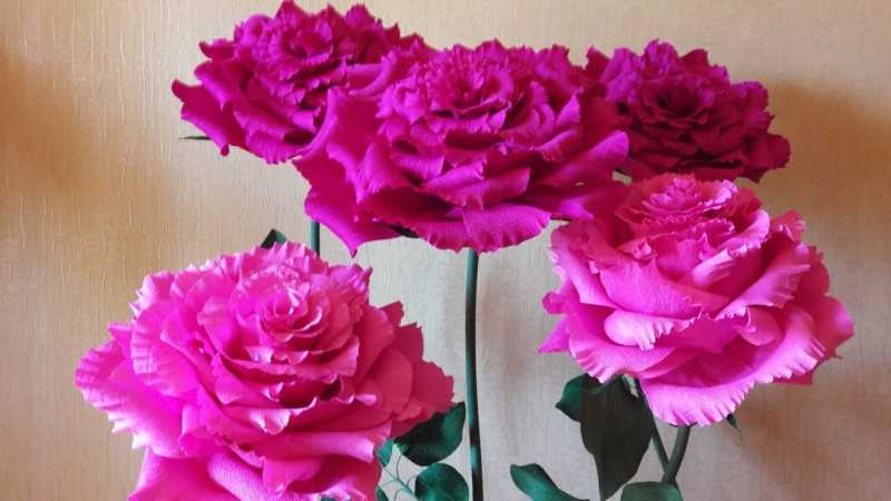 kak sdelat rozu iz bumagi 196
