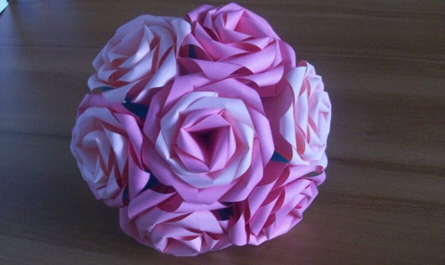 Как сделать розу из бумаги — лучшие идеи поделок своими руками + мастер-классы по созданию розы из бумаги (160 фото)
