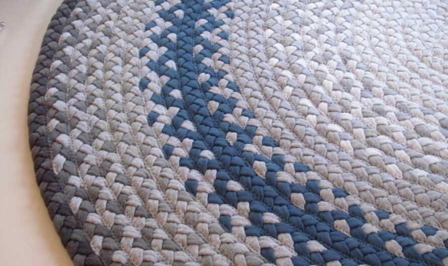 Коврики своими руками — ТОП-120 простых схем с мастер-классами как изготовить своими руками + фото-обзоры готовых ковриков