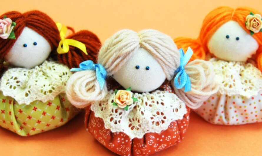 Куклы своими руками: мастер-класс по изготовлению красивой куклы. Простые инструкции с фото-примерами готовых вариантов