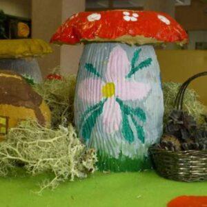 Поделка гриб — обзоры готовых поделок своими руками + пошаговые инструкции и схемы для детей (180 фото)