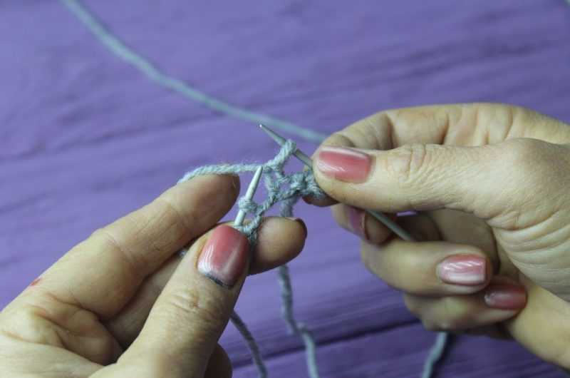 Вязание петли спицами — идеи вязания петель спицами, подробные схемы вязания своими руками для новичков + 120 фото